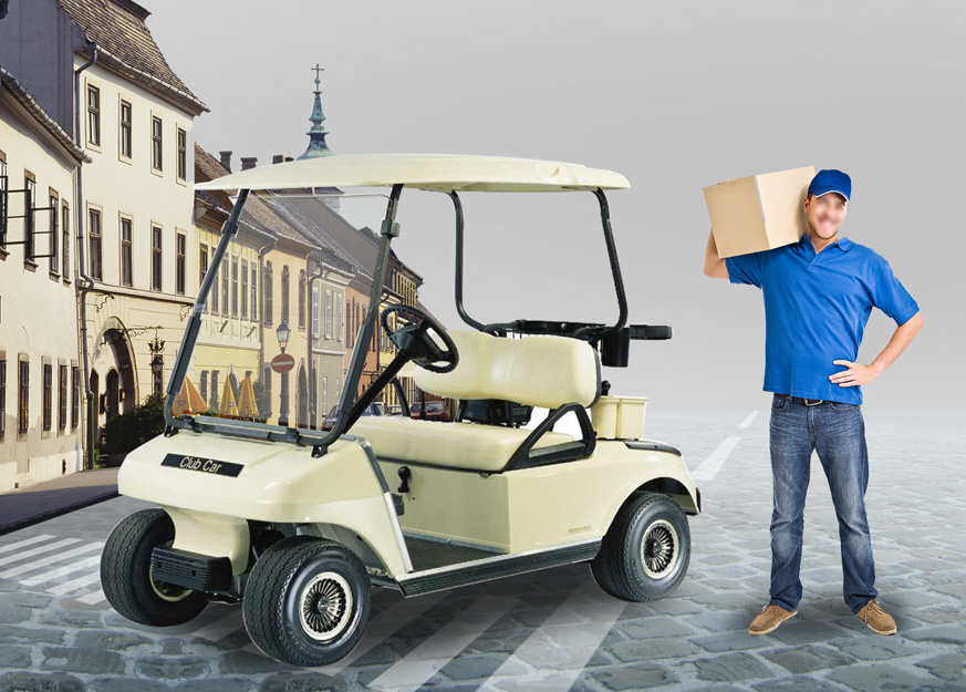 Use of Golf Carts to Deliver Packages in Kentucky Would Become Law
