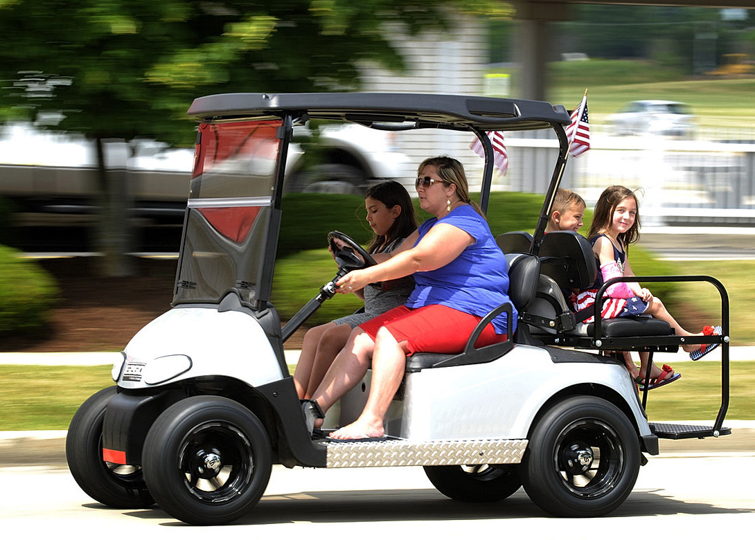 Golf Carts in Bay St. Louis: A Way of Life